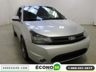 Used 2010 Ford Focus SES A/C GR for sale in St-Léonard, QC