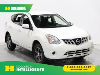 Used 2012 Nissan Rogue S A/C GR ELECT MAGS for sale in St-Léonard, QC
