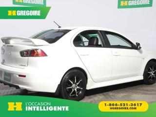 Used 2012 Mitsubishi Lancer SE AWD A/C CUIR for sale in St-Léonard, QC