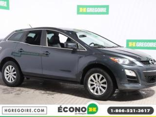 Used 2011 Mazda CX-7 GX FWD A/C CUIT for sale in St-Léonard, QC