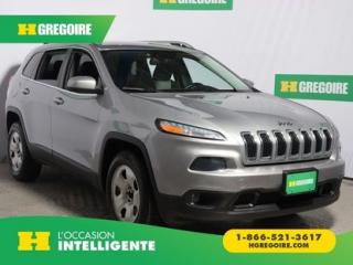 Used 2014 Jeep Cherokee NORTH 4X4 NAV CAM for sale in St-Léonard, QC