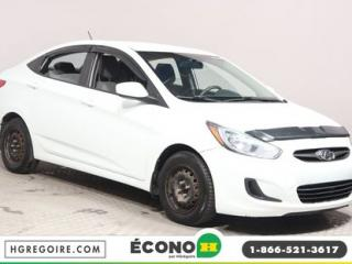 Used 2012 Hyundai Accent GL A/C GR ELECT for sale in St-Léonard, QC