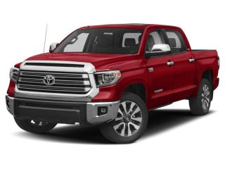 New 2019 Toyota Tundra SR5 Plus for sale in Fredericton, NB