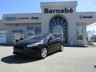 Used 2017 Ford Focus SE SIÈGES ET VOLANT CHAUFFANTS / CAMÉRA for sale in Napierville, QC