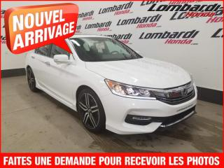 Used 2017 Honda Accord Sport*CVT+SEULEMENT 18715 KILO for sale in Montréal, QC