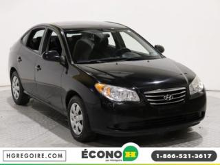 Used 2010 Hyundai Elantra GL A/C for sale in St-Léonard, QC