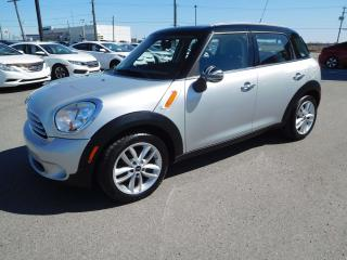 Used 2014 MINI Cooper Countryman Cooper,cuir,toit,mag for sale in Mirabel, QC