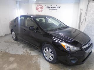 Used 2013 Subaru Impreza 2.0i Touring Package for sale in Ancienne Lorette, QC