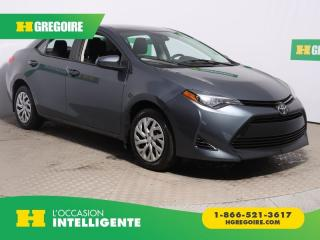 Used 2018 Toyota Corolla LE AC GR ELEC for sale in St-Léonard, QC