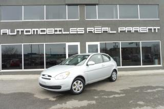 Used 2008 Hyundai Accent GS for sale in Québec, QC
