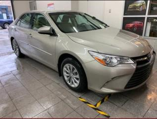 Used 2015 Toyota Camry LE for sale in Montréal, QC