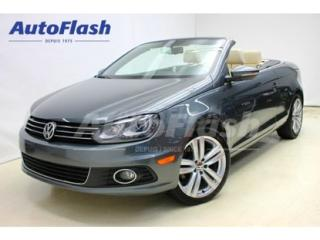 Used 2012 Volkswagen Eos Highline Vrai-Cuir for sale in St-Hubert, QC