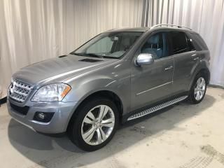 Used 2010 Mercedes-Benz ML-Class ML350 350 4 portes 4MATIC for sale in Sherbrooke, QC