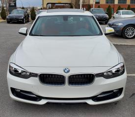 Used 2015 BMW 320 Xdrive White On Red for sale in Dorval, QC