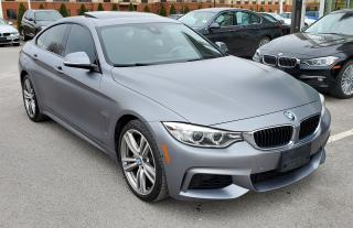 Used 2015 BMW 435i Xdrive Frozen Paint for sale in Dorval, QC