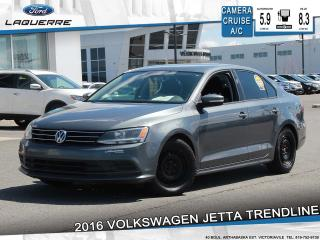 Used 2016 Volkswagen Jetta 1.4 TSI Trendline for sale in Victoriaville, QC