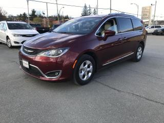 Used 2017 Chrysler Pacifica Touring-L Plus familiale 4 portes for sale in Sherbrooke, QC