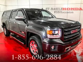 Used 2014 GMC Sierra 1500 SLT + ALLTERRAIN + WOW !! for sale in St-Basile-le-Grand, QC