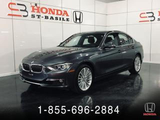 Used 2015 BMW 328i GARANTIE 2 ANS 40 KM + MOINS CHER** for sale in St-Basile-le-Grand, QC