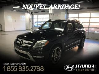 Used 2013 Mercedes-Benz GLK350 4MATIC + GARANTIE + TOIT PANO + MAGS AMG for sale in Drummondville, QC
