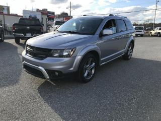 Used 2018 Dodge Journey Crossroad Ti for sale in Sherbrooke, QC