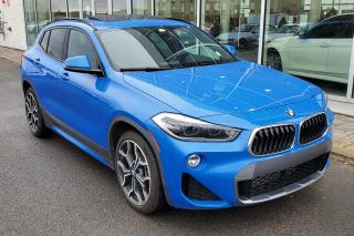 Used 2018 BMW X2 Xdrive28i M Sport Nav for sale in Dorval, QC