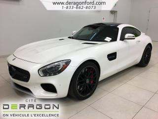 Used 2016 Mercedes-Benz AMG GT S V8 Biturbo 650hp for sale in Cowansville, QC