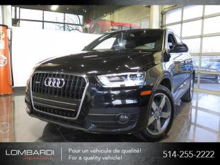 Used 2015 Audi Q3 PROGRESSIV|QUATTRO|TOIT|CUIR|MAGS| for sale in Montréal, QC