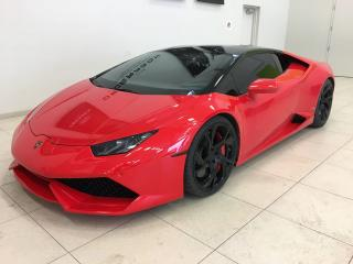 Used 2015 Lamborghini Huracan Lp-610-4 5.2l V10 for sale in Cowansville, QC
