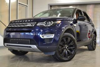 Used 2016 Land Rover Discovery Sport HSE Luxury for sale in Laval, QC