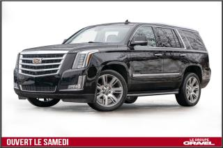Used 2015 Cadillac Escalade Luxury Nav / Heads for sale in Ile-des-Soeurs, QC