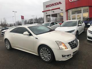 Used 2012 Cadillac CTS ***EN CUIR***VOLANT CHAUFFANTS***CAMÉRA for sale in Donnacona, QC