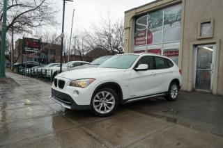 Used 2012 BMW X1 5028i 4 portes à traction intégrale for sale in Laval, QC