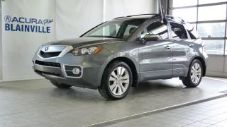Used 2012 Acura RDX PREMIUM ** SH-AWD ** for sale in Blainville, QC