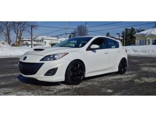 Used 2010 Mazda MAZDASPEED3 for sale in St-Jérôme, QC