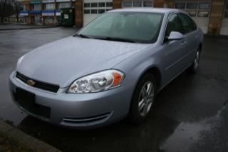 Used 2006 Chevrolet Impala LS for sale in Nepean, ON