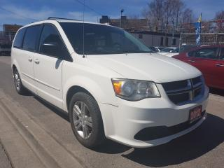 Used 2012 Dodge Grand Caravan SE-Excellent Condition-7 Passengers-Econ-Aux-Alloy for sale in Scarborough, ON