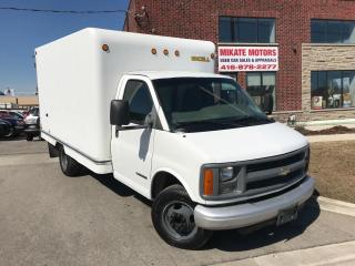 Used 2001 Chevrolet Express 3500 Cube Van for sale in Rexdale, ON