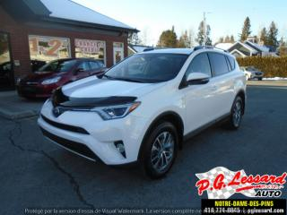 Used 2018 Toyota RAV4 Le+ Hybride for sale in St-Prosper, QC