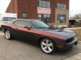 Used 2016 Dodge Challenger HEMI R/T V8 for sale in Rexdale, ON