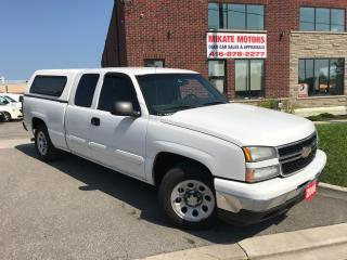 Used 2006 Chevrolet Silverado 1500 LS for sale in Rexdale, ON