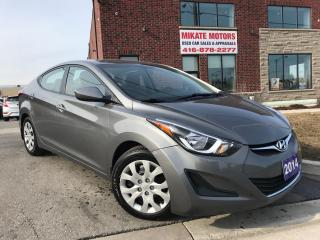 Used 2014 Hyundai Elantra GL for sale in Rexdale, ON