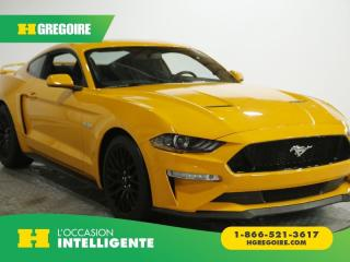 Used 2018 Ford Mustang GT PREMIUM NAV MAGS for sale in St-Léonard, QC