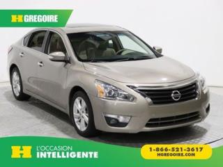 Used 2015 Nissan Altima 2.5 SL GR ELECT for sale in St-Léonard, QC