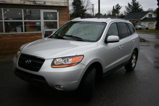 Used 2008 Hyundai Santa Fe GL 5-Pass for sale in Nepean, ON