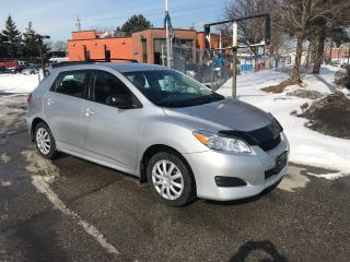 Used 2009 Toyota Matrix AWD,AUTO,182K,SAFETY+3YEARS WARRANTY INCLUDED for sale in Toronto, ON