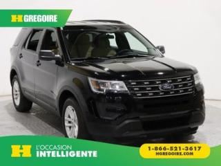 Used 2017 Ford Explorer BASE AWD A/C GR for sale in St-Léonard, QC