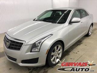 Used 2013 Cadillac ATS Cuir T.ouvrant Cue for sale in Trois-Rivières, QC