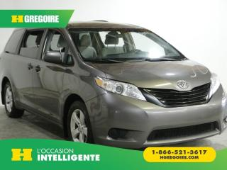 Used 2017 Toyota Sienna AUT0 A/C GR ÉLECT for sale in St-Léonard, QC