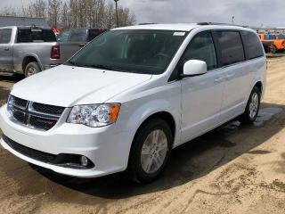 New 2019 Dodge Grand Caravan Crew for sale in Edmonton, AB